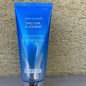 Dr. brant vacuum cleaner pore purifying mask